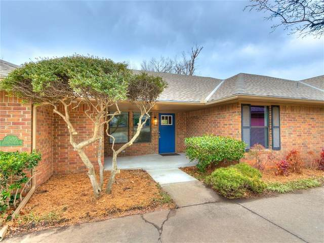 11505 Red Rock Road, Oklahoma City, OK 73120 (MLS #942862) :: Homestead & Co