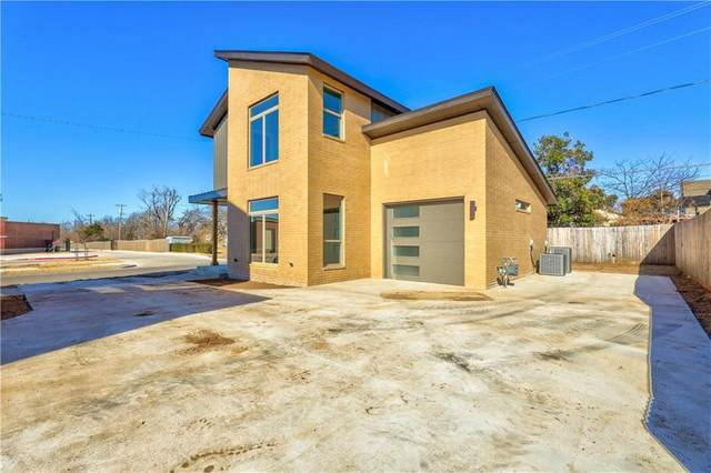 806 E Lockheed Drive, Midwest City, OK 73110 (MLS #942881) :: KG Realty