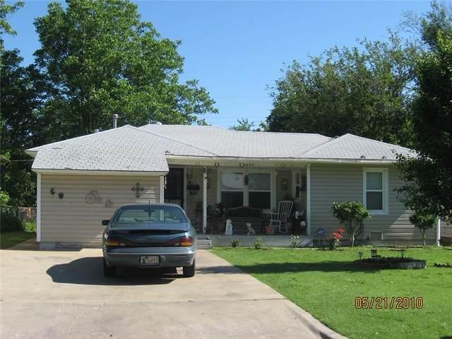 2633 SW 45th Street, Oklahoma City, OK 73119 (MLS #942970) :: KG Realty
