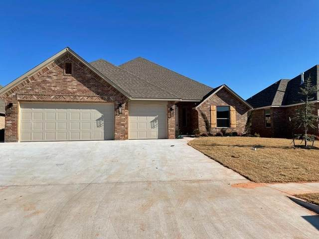 4308 Silver Maple Way, Oklahoma City, OK 73179 (MLS #943014) :: KG Realty