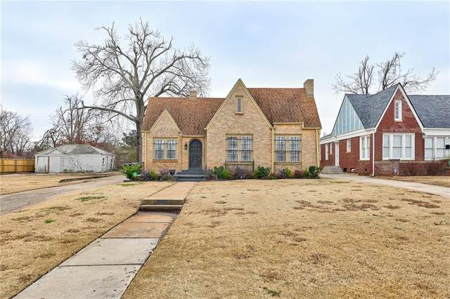 826 NE 21st Street, Oklahoma City, OK 73105 (MLS #943025) :: Homestead & Co