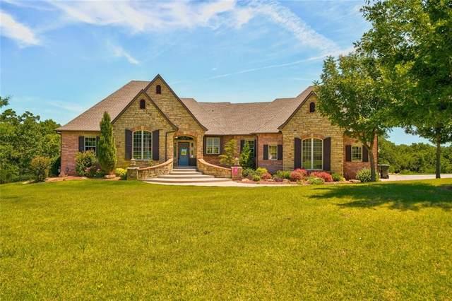 6251 Blue Hills Court, Norman, OK 73026 (MLS #943055) :: Homestead & Co
