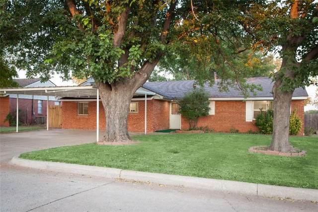 437 S 25th Street, Clinton, OK 73601 (MLS #943142) :: Erhardt Group at Keller Williams Mulinix OKC
