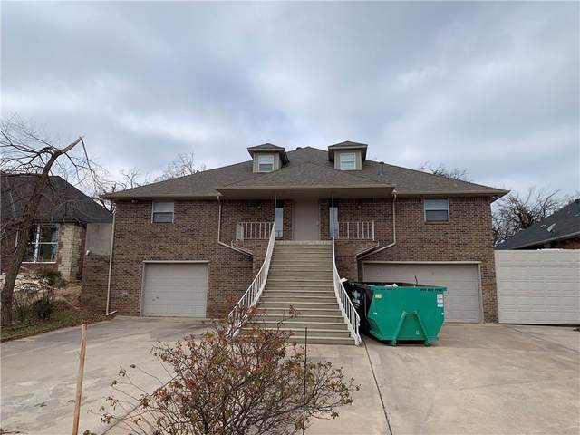 1605 Brown Oaks Drive, Oklahoma City, OK 73127 (MLS #943181) :: Your H.O.M.E. Team