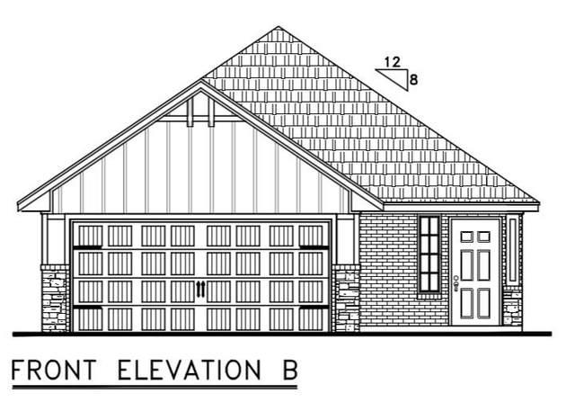 909 SW 139th Street, Oklahoma City, OK 73170 (MLS #943215) :: Erhardt Group at Keller Williams Mulinix OKC