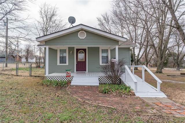 1013 W Bdwy Street, Okemah, OK 74859 (MLS #943217) :: Your H.O.M.E. Team