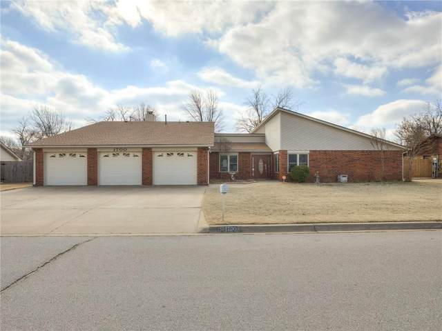 1700 Pine Avenue, Weatherford, OK 73096 (MLS #943222) :: Your H.O.M.E. Team