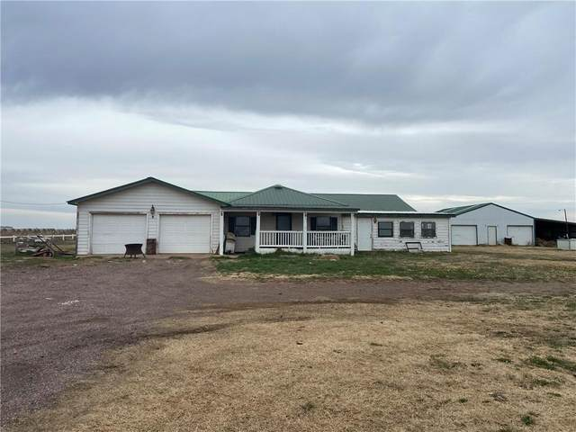 17494 S County Road 200 Road, Olustee, OK 73560 (MLS #943345) :: The UB Home Team at Whittington Realty