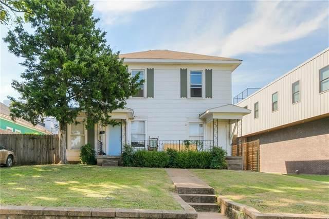 912 NW 8th Street, Oklahoma City, OK 73106 (MLS #943347) :: KG Realty