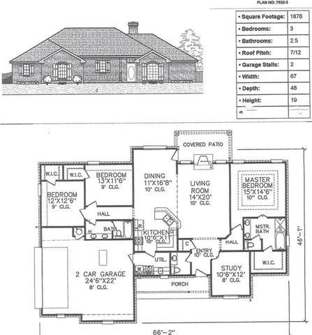 2596 Greystone Lane, Choctaw, OK 73020 (MLS #943418) :: KG Realty