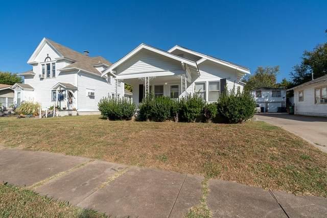 2131 NW 12th Street, Oklahoma City, OK 73107 (MLS #943437) :: Erhardt Group at Keller Williams Mulinix OKC