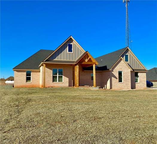 2395 County Road 1262, Blanchard, OK 73010 (MLS #943508) :: The UB Home Team at Whittington Realty