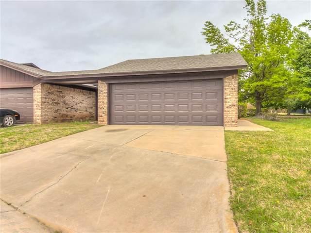 9312 S Hudson Avenue, Oklahoma City, OK 73139 (MLS #943646) :: Homestead & Co