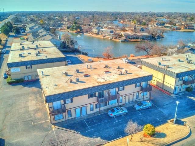 5904 W Hefner Road #7, Oklahoma City, OK 73162 (MLS #943746) :: The UB Home Team at Whittington Realty