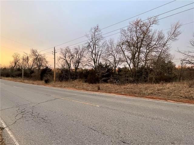0 SE 59th Street, Choctaw, OK 73020 (MLS #943757) :: Homestead & Co