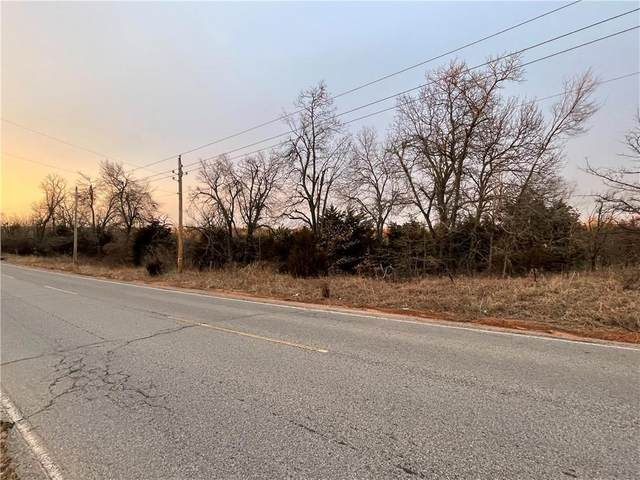 0 SE 59th Street, Choctaw, OK 73020 (MLS #943769) :: The UB Home Team at Whittington Realty
