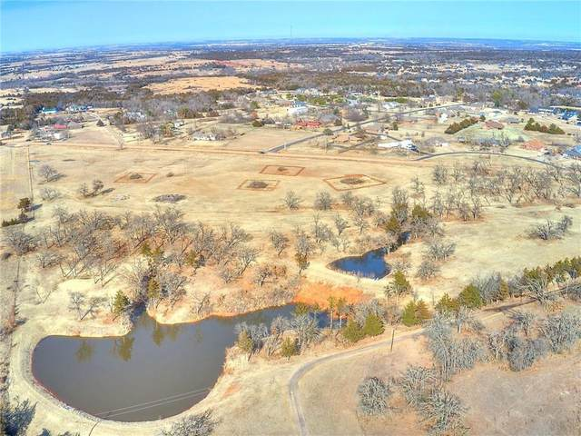 E Highway 105, Guthrie, OK 73044 (MLS #943781) :: ClearPoint Realty