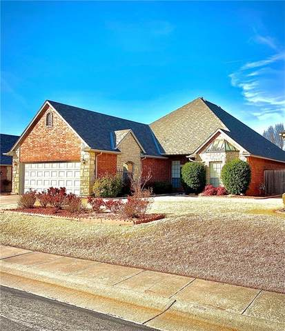 5313 NW 123rd Street, Oklahoma City, OK 73142 (MLS #943808) :: Erhardt Group at Keller Williams Mulinix OKC
