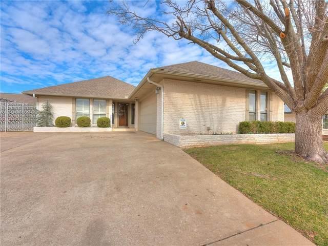 3609 Meadow Lark Lane, Oklahoma City, OK 73120 (MLS #943856) :: Your H.O.M.E. Team