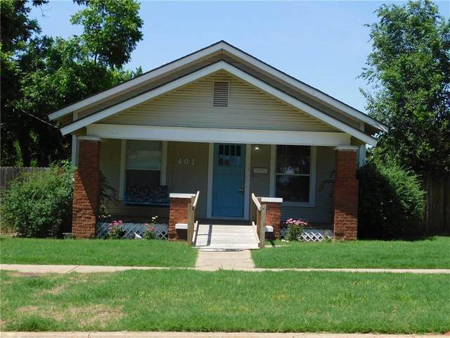 401 W 1st Street, Edmond, OK 73003 (MLS #943861) :: Maven Real Estate