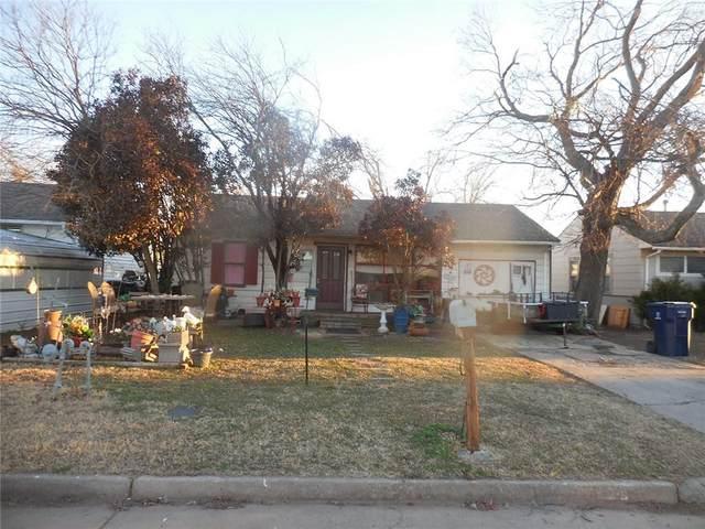 816 NW 67th Street, Oklahoma City, OK 73116 (MLS #943875) :: Erhardt Group at Keller Williams Mulinix OKC