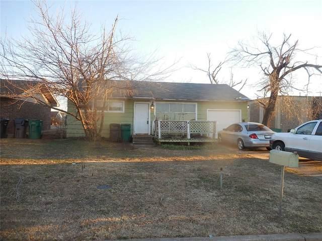 828 NW 67th Street, Oklahoma City, OK 73116 (MLS #943882) :: Erhardt Group at Keller Williams Mulinix OKC