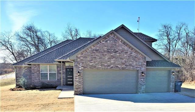 3699 Black Forrest Court, Newcastle, OK 73065 (MLS #943912) :: The UB Home Team at Whittington Realty