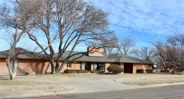 6222 Lakeview Drive, Guymon, OK 73942 (MLS #943935) :: Homestead & Co