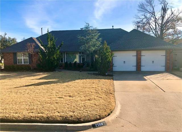 2700 NW 60th Street, Oklahoma City, OK 73112 (MLS #943936) :: Homestead & Co