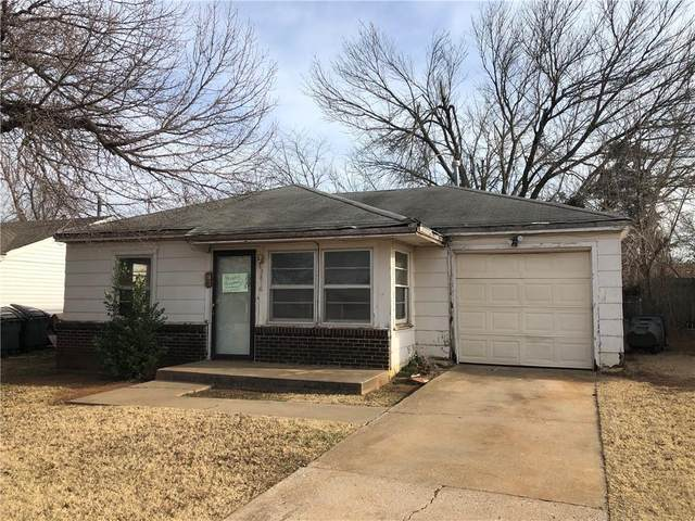 3816 SE 23rd Street, Oklahoma City, OK 73115 (MLS #944007) :: Your H.O.M.E. Team