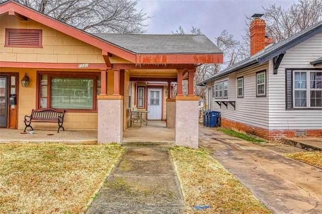 1221 NW 32nd Street, Oklahoma City, OK 73118 (MLS #944018) :: Erhardt Group