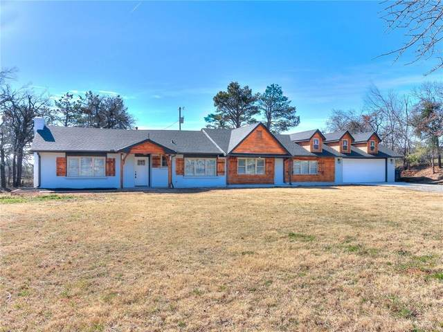 11200 SE 44th Street, Oklahoma City, OK 73150 (MLS #944024) :: Your H.O.M.E. Team