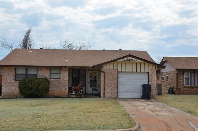 312 NW 89th Street, Oklahoma City, OK 73114 (MLS #944046) :: Your H.O.M.E. Team