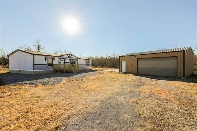 4745 N County Line Avenue, Blanchard, OK 73010 (MLS #944156) :: Homestead & Co