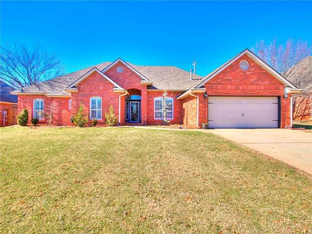 13313 Cedar Trail, Oklahoma City, OK 73131 (MLS #944158) :: ClearPoint Realty