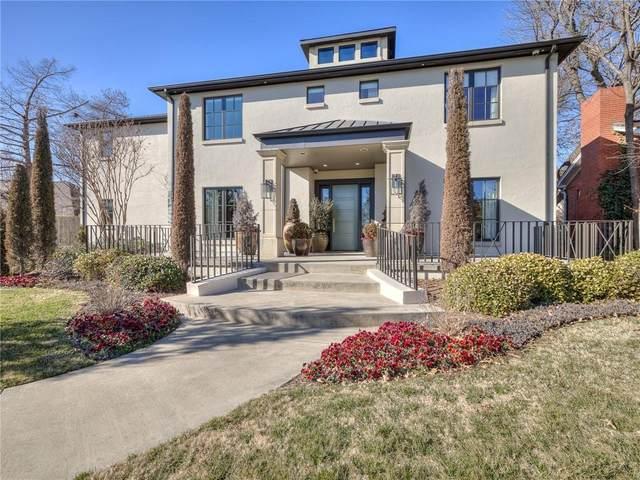 1913 Huntington Avenue, Nichols Hills, OK 73116 (MLS #944179) :: KG Realty