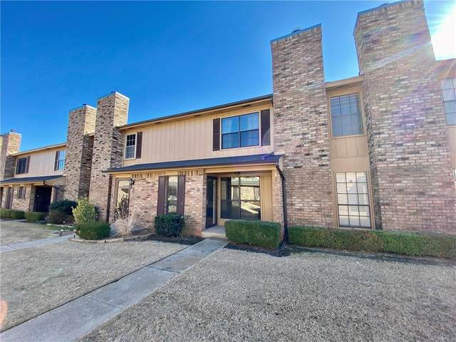 846 Two Forty Place, Oklahoma City, OK 73139 (MLS #944216) :: KG Realty