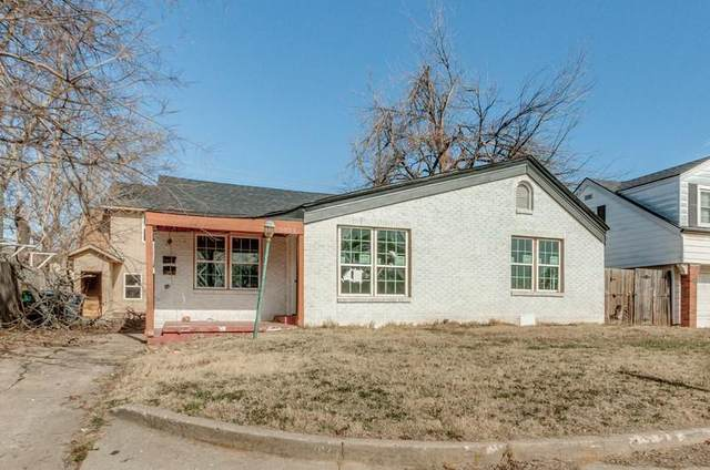 3023 NW 19th Street, Oklahoma City, OK 73107 (MLS #944235) :: Your H.O.M.E. Team