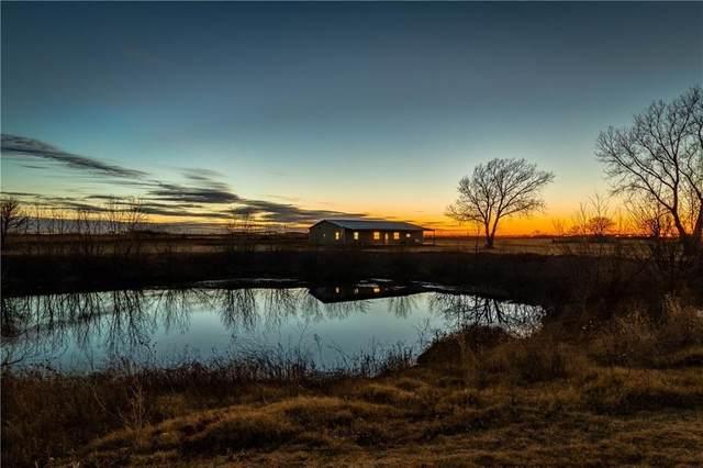 1109 Spencer Road, Elk City, OK 73644 (MLS #944273) :: KG Realty