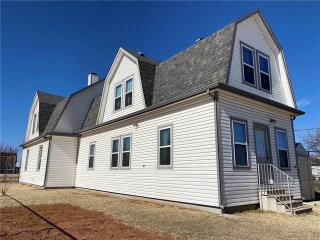 802 N Hudson Street, Altus, OK 73521 (MLS #944346) :: Maven Real Estate