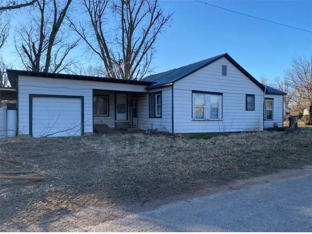521 E Davis Street, Tipton, OK 73570 (MLS #944390) :: Homestead & Co