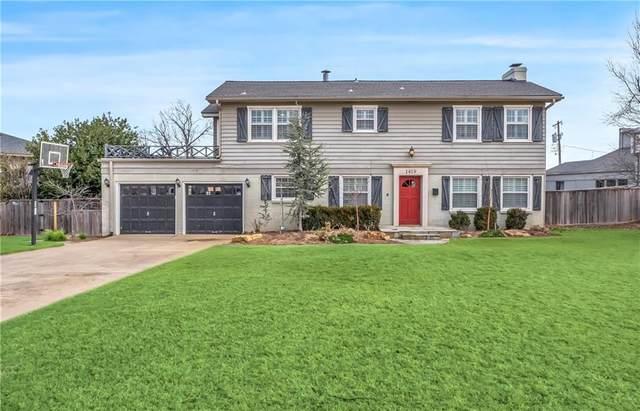 1419 Sherwood Lane, Nichols Hills, OK 73116 (MLS #944403) :: KG Realty