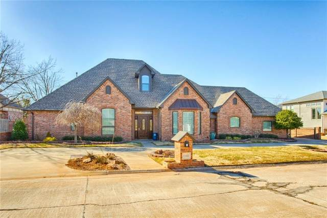 13301 Oakcliff Road, Oklahoma City, OK 73120 (MLS #944409) :: Homestead & Co