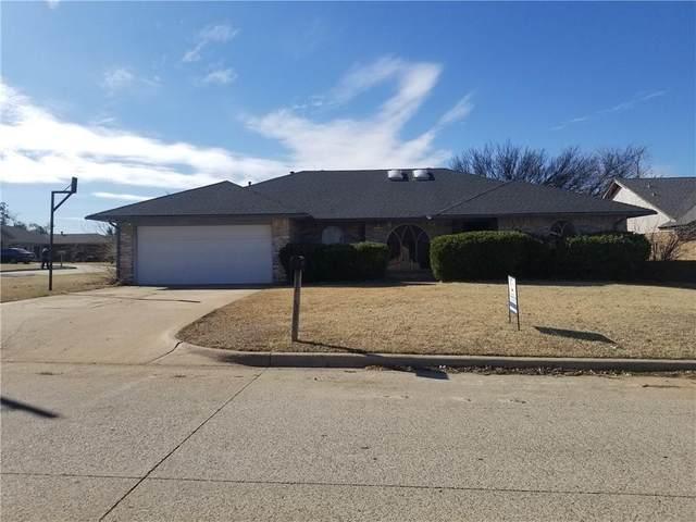 11605 Bevenshire Road, Oklahoma City, OK 73162 (MLS #944438) :: ClearPoint Realty