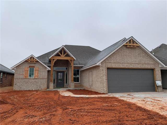 12009 SW 48th Street, Mustang, OK 73064 (MLS #944490) :: Erhardt Group at Keller Williams Mulinix OKC