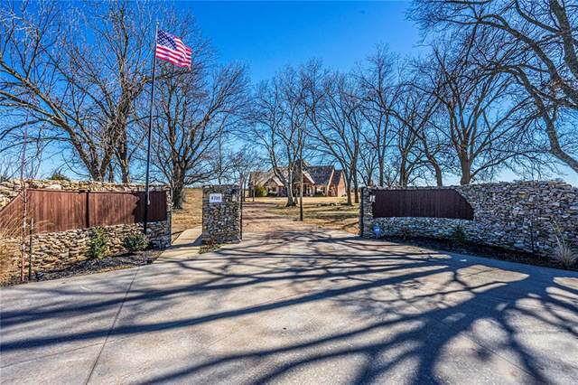8700 Banner Road, Lexington, OK 73051 (MLS #944553) :: Erhardt Group at Keller Williams Mulinix OKC