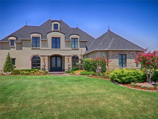 16817 Shorerun Drive, Edmond, OK 73012 (MLS #944579) :: Homestead & Co