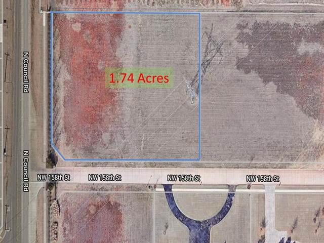 7917 NW 158th Street, Edmond, OK 73013 (MLS #944583) :: Maven Real Estate