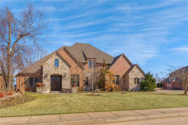 6508 Oak Heritage, Edmond, OK 73025 (MLS #944620) :: Homestead & Co