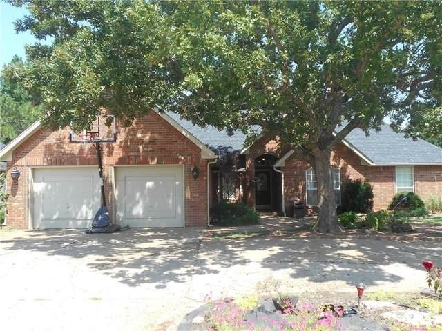 305 Club House Drive, Shawnee, OK 74801 (MLS #944630) :: KG Realty
